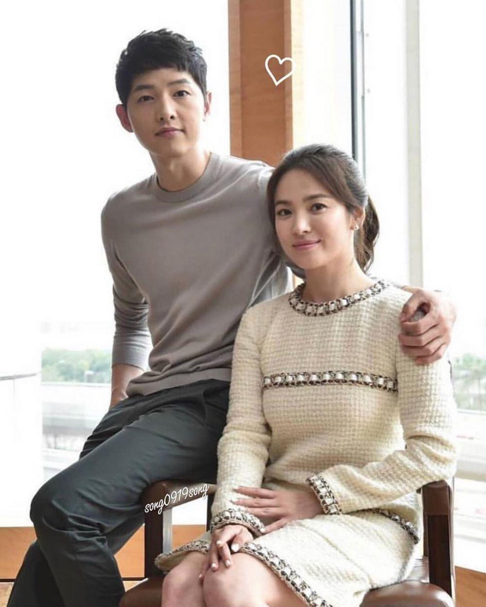 Drama Arthdal Chronicles Menunjukan Dukungan Pasangan Manis Song Hye Kyo Untuk Song Joong Ki 3