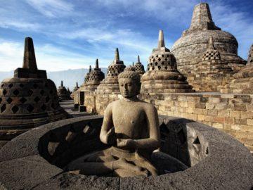 Ternyata, Para Wisatawan Hanya Tahunya Candi Borobudur itu Berada di Yogyakarta 22
