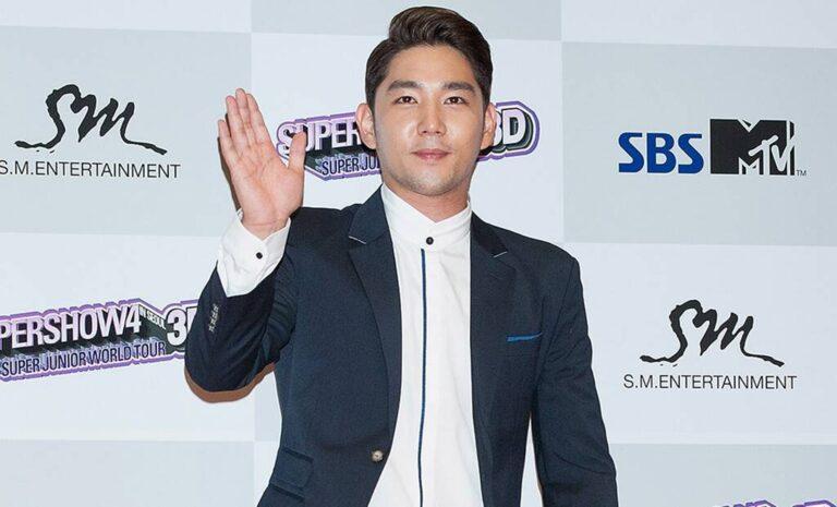 Kangin Mengumumkan Bahwa Dia Keluar Dari Super Junior 1