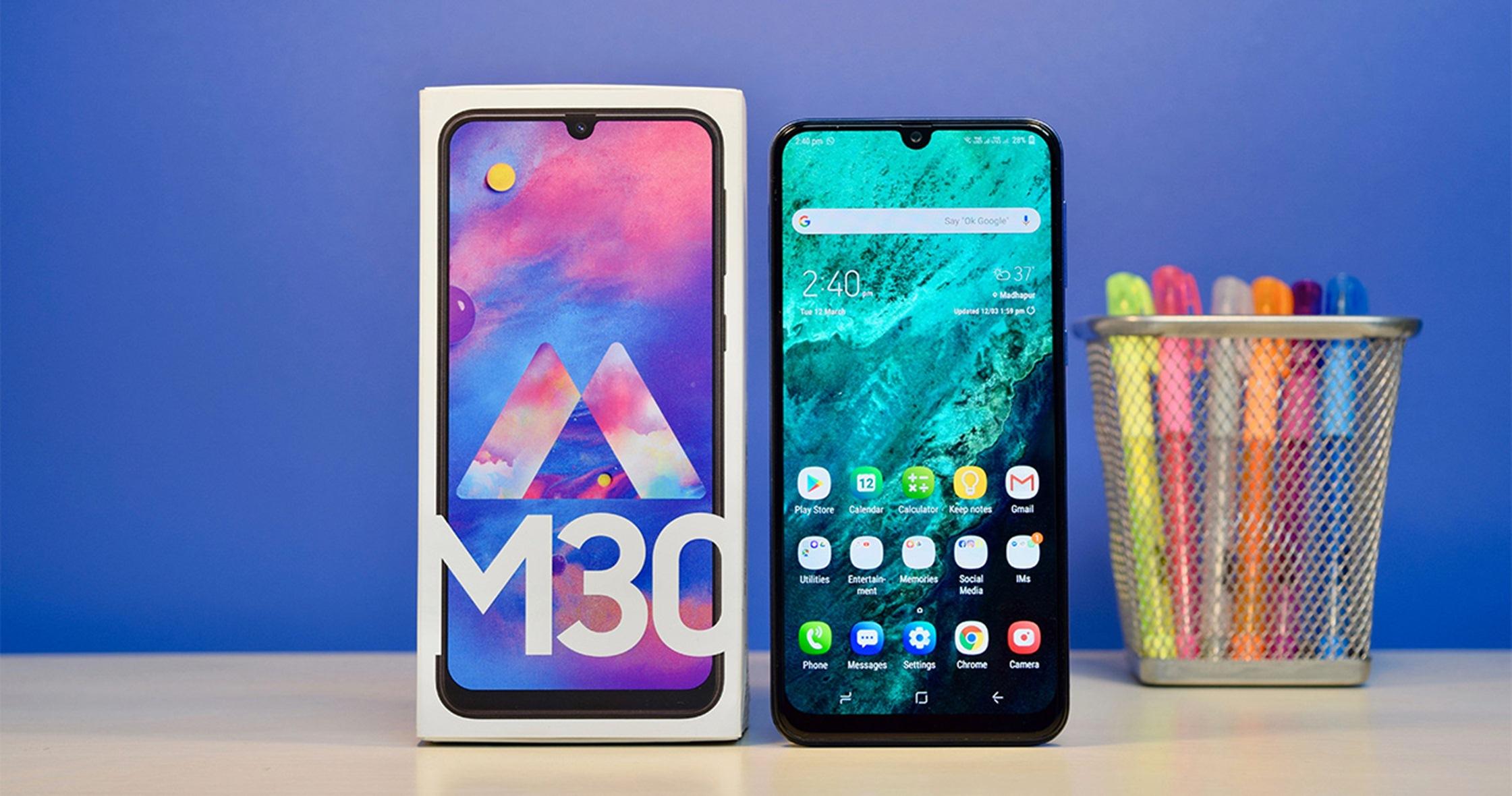 Akhirnya Samsung Merilis Galaxy M30, Apa Keunggulannya ? 3