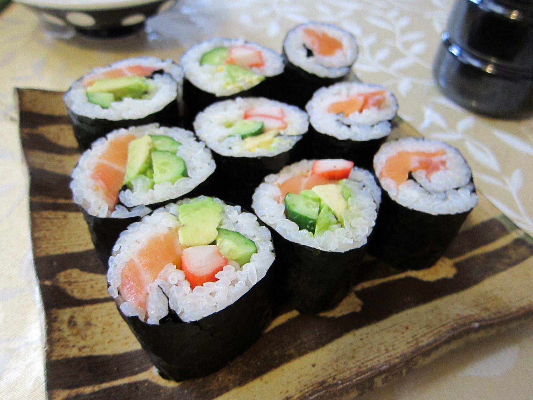 Kenali 5 Jenis Sushi Ini Agar Saat Memesannya Tidak Salah Sebut 3