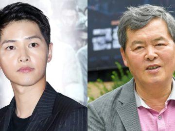 Ayah Song Joong Ki Mengatakan Perceraian Song Joong Ki dan Song Hye Kyo Adalah Kesalahannya Dan Putranya 4
