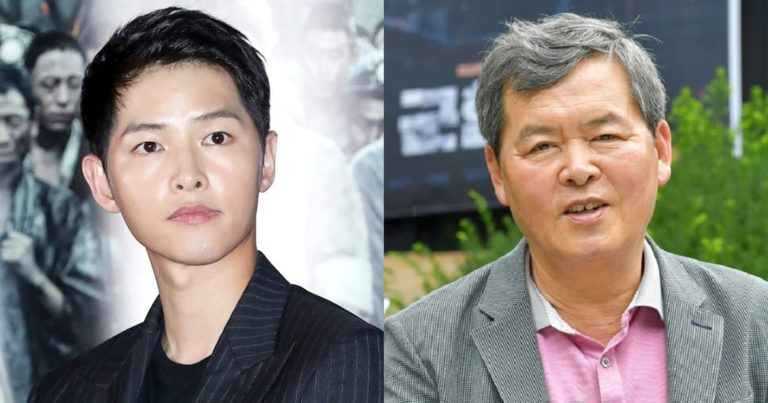 Ayah Song Joong Ki Mengatakan Perceraian Song Joong Ki dan Song Hye Kyo Adalah Kesalahannya Dan Putranya 1