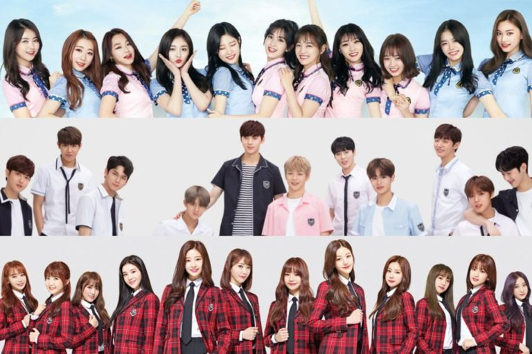 6 Lulusan Produce 101 Yang Menjadi Aktor Saat Ini 1