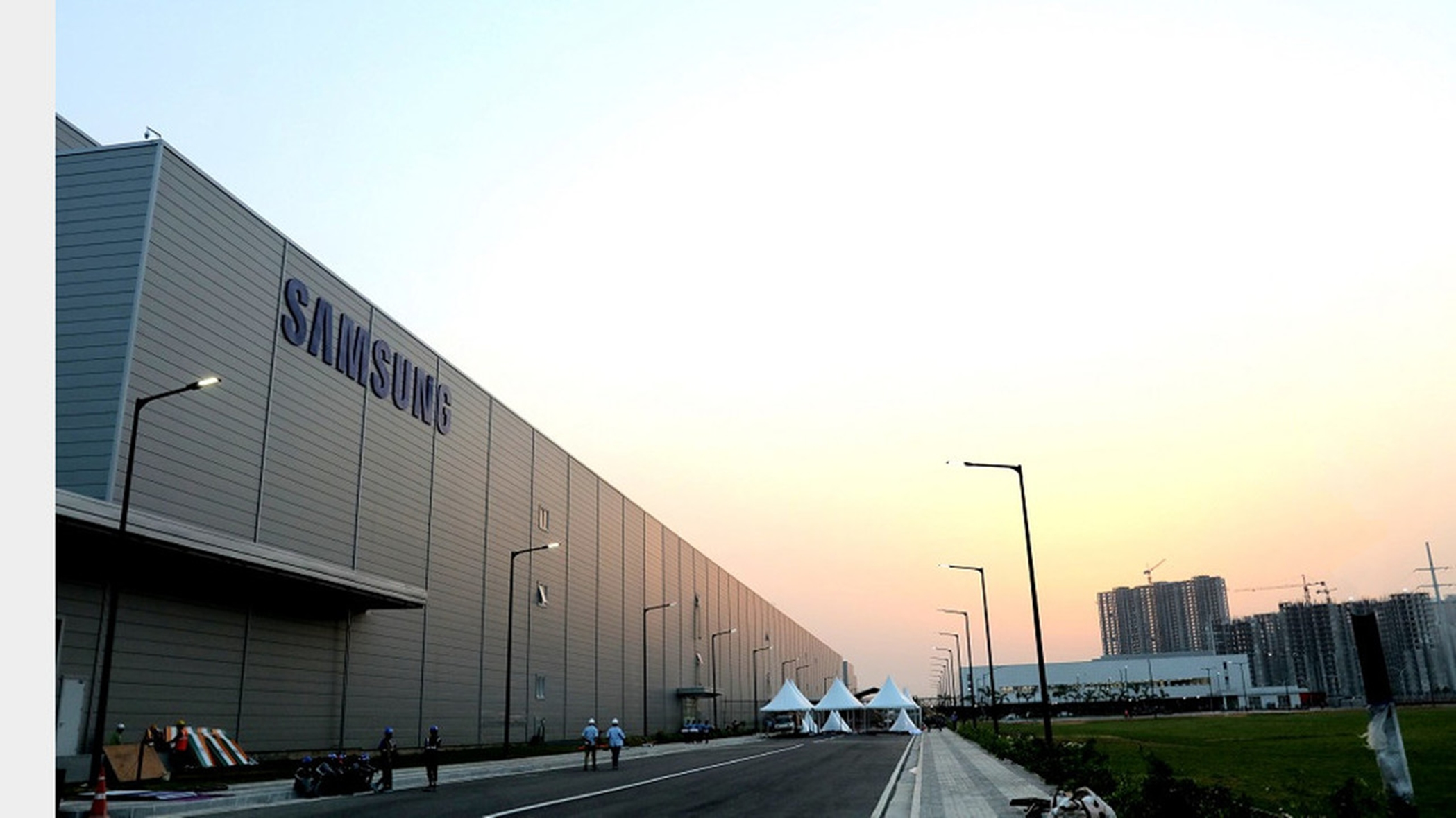Samsung Akan Menutup Semua Fasilitas Produksi Mereka di China 3