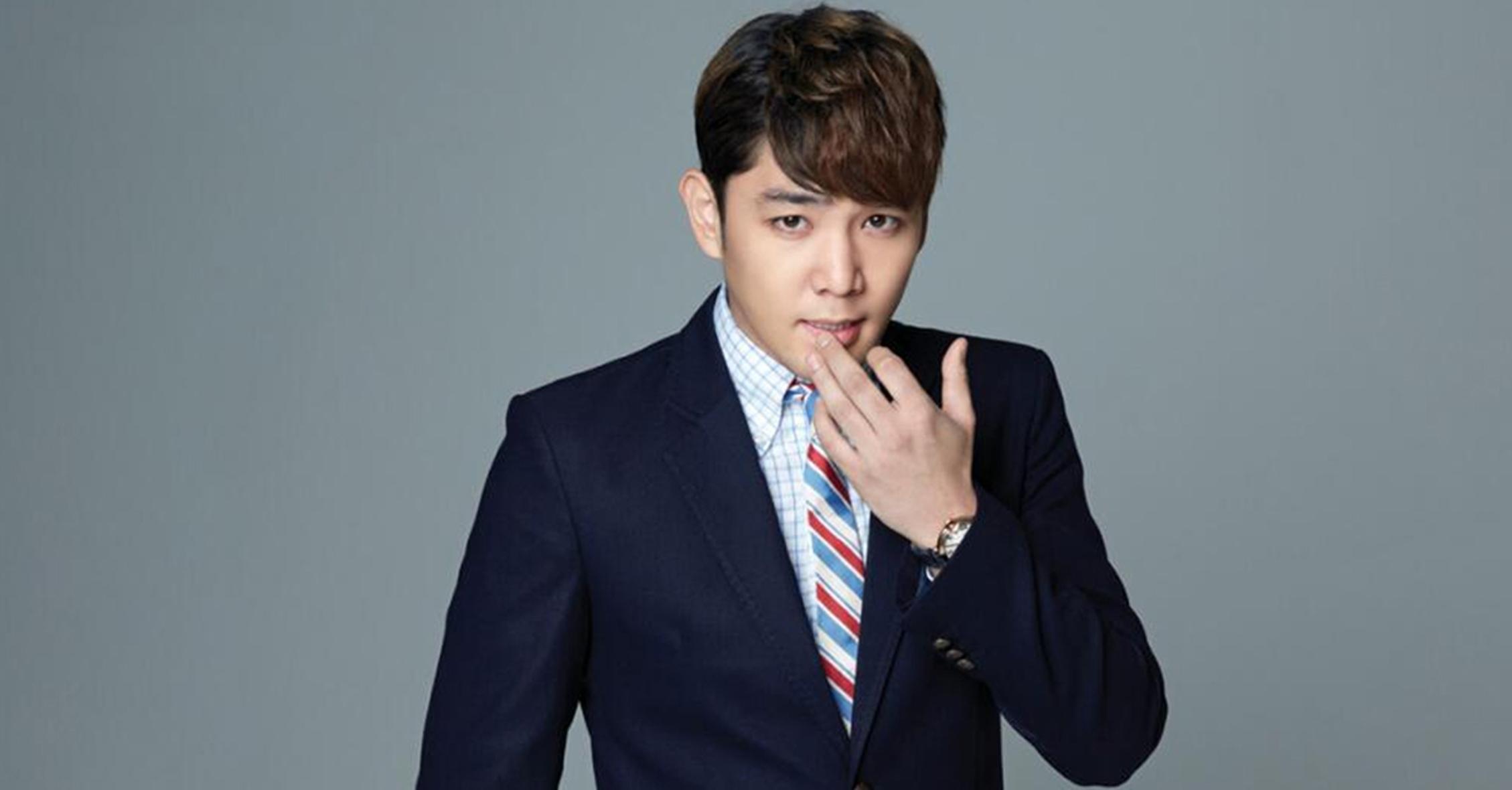 Kangin Mengumumkan Bahwa Dia Keluar Dari Super Junior 4