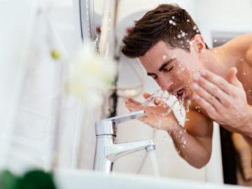 Ingin Kulit Wajah Lebih Cerah ? Terbukti Coba Pakai Cara ini Saat Mencuci Muka 13