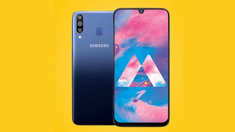 Akhirnya Samsung Merilis Galaxy M30, Apa Keunggulannya ? 1