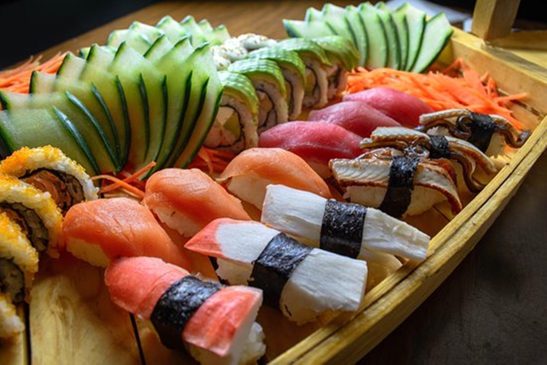 Kenali 5 Jenis Sushi Ini Agar Saat Memesannya Tidak Salah Sebut 4