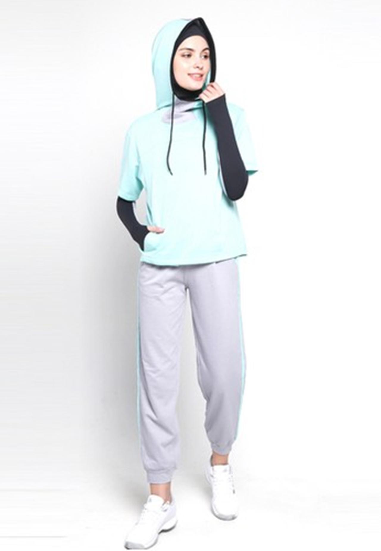 5 Rekomendasi Brand Baju Olahraga untuk Hijaber 4