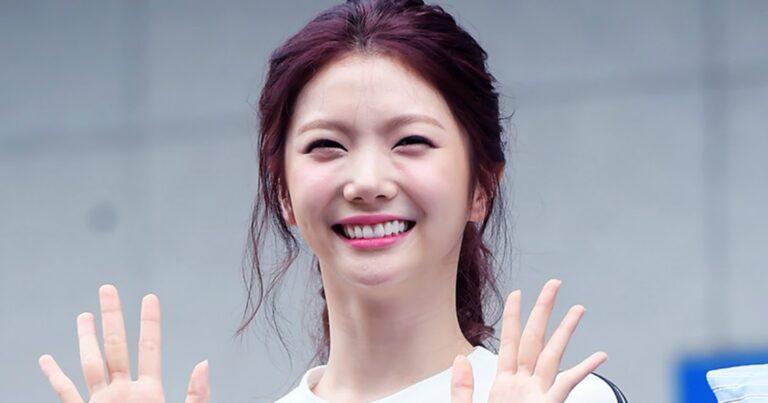 Mantan Anggota After School Lee Kaeun Menandatangani Kontrak Eksklusif Dengan Agensi Barunya 1