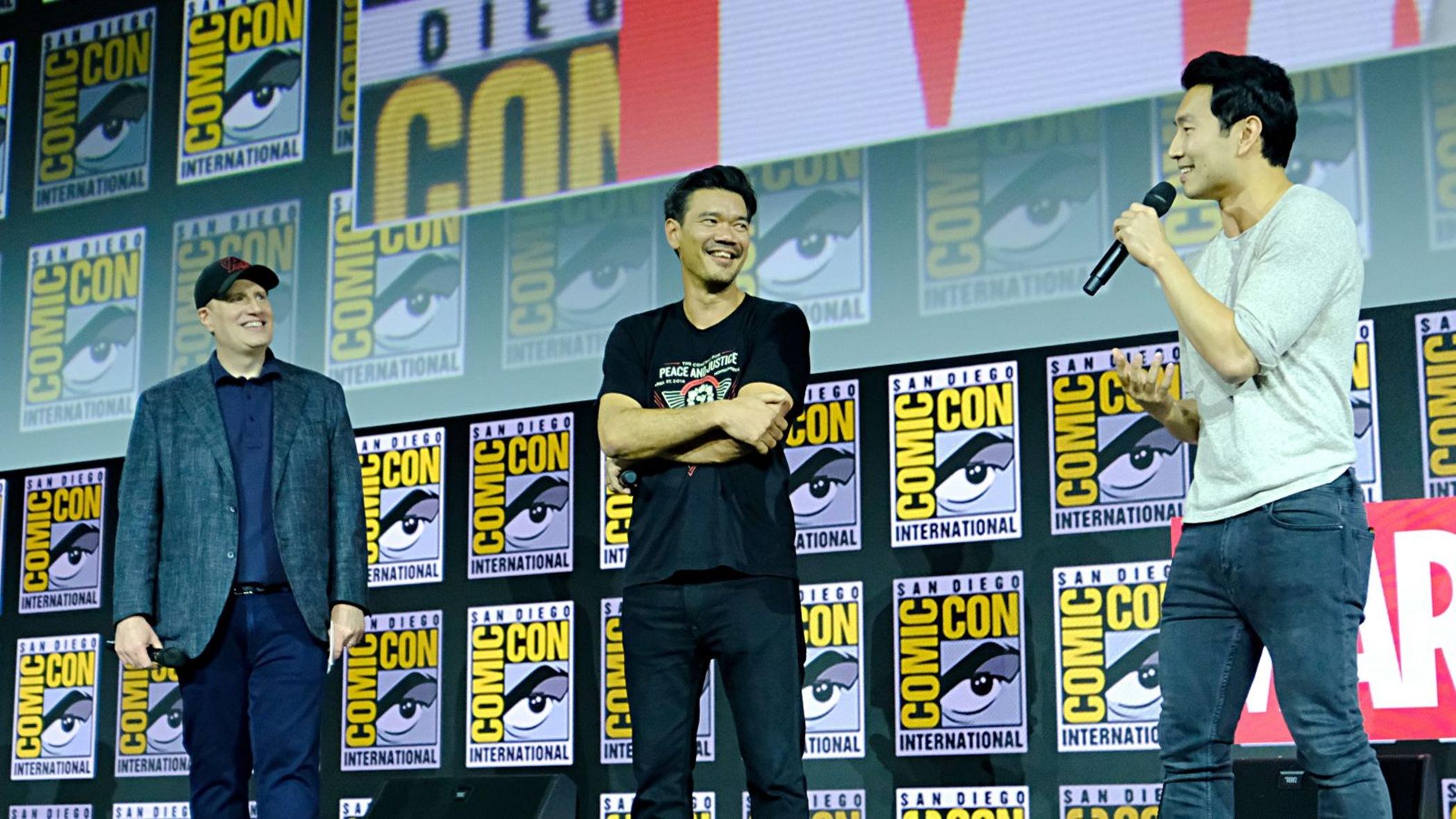 Sosok Pria Asal Tiongkok Yang Menjadi Superhero di Shang Chi Marvel 3