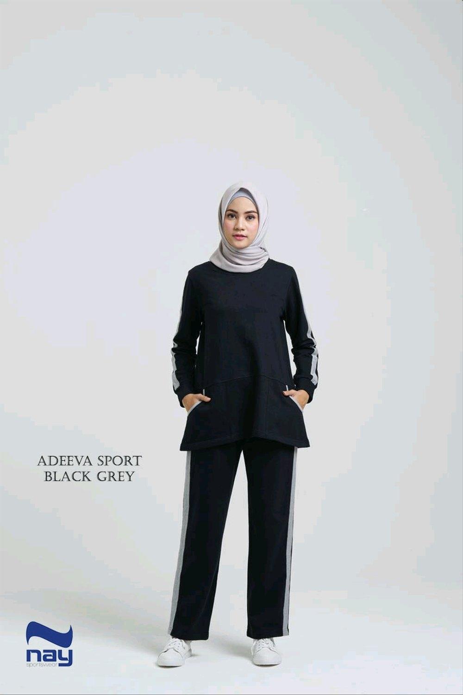 5 Rekomendasi Brand Baju Olahraga untuk Hijaber 6