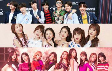Inilah 10 Grup K-Pop Yang Paling Populer Di China 18