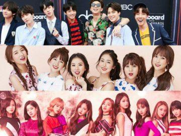 Inilah 10 Grup K-Pop Yang Paling Populer Di China 8
