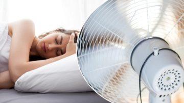 Perlu Diperhatikan, Tidur Malam Hari Dengan Kipas Angin Menyala Dapat Mengganggu Kesehatan 26