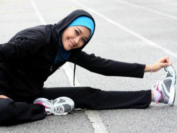 5 Rekomendasi Brand Baju Olahraga untuk Hijaber 12
