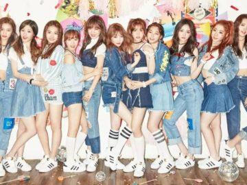I.O.I Dikonfirmasi Akan Menunda Comeback Mereka pada Bulan Desember 11