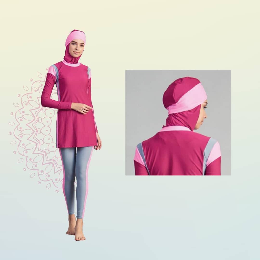 5 Rekomendasi Brand Baju Olahraga untuk Hijaber 7