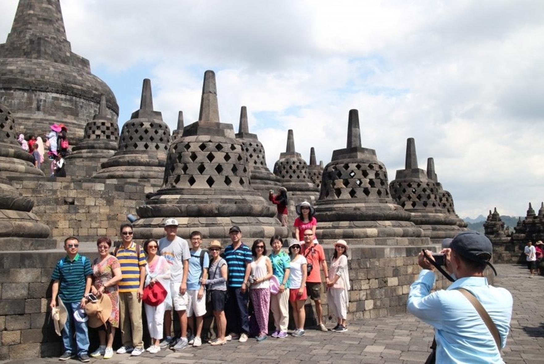 Ternyata, Para Wisatawan Hanya Tahunya Candi Borobudur itu Berada di Yogyakarta 3