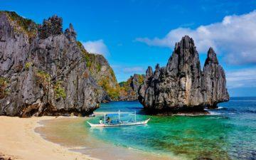 Indahnya Pesona Palawan Island, Dinobatkan Sebagai Pulau Terbaik di Dunia 1
