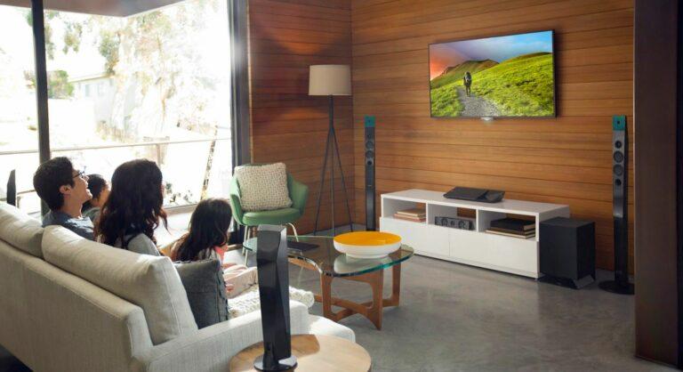Ketahuilah Jarak Yang Baik Saat Menonton TV 1