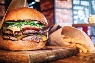 Percaya Tidak Percaya, Harga Burger Ini Mencapai 70 Juta, Inilah Bahannya 1