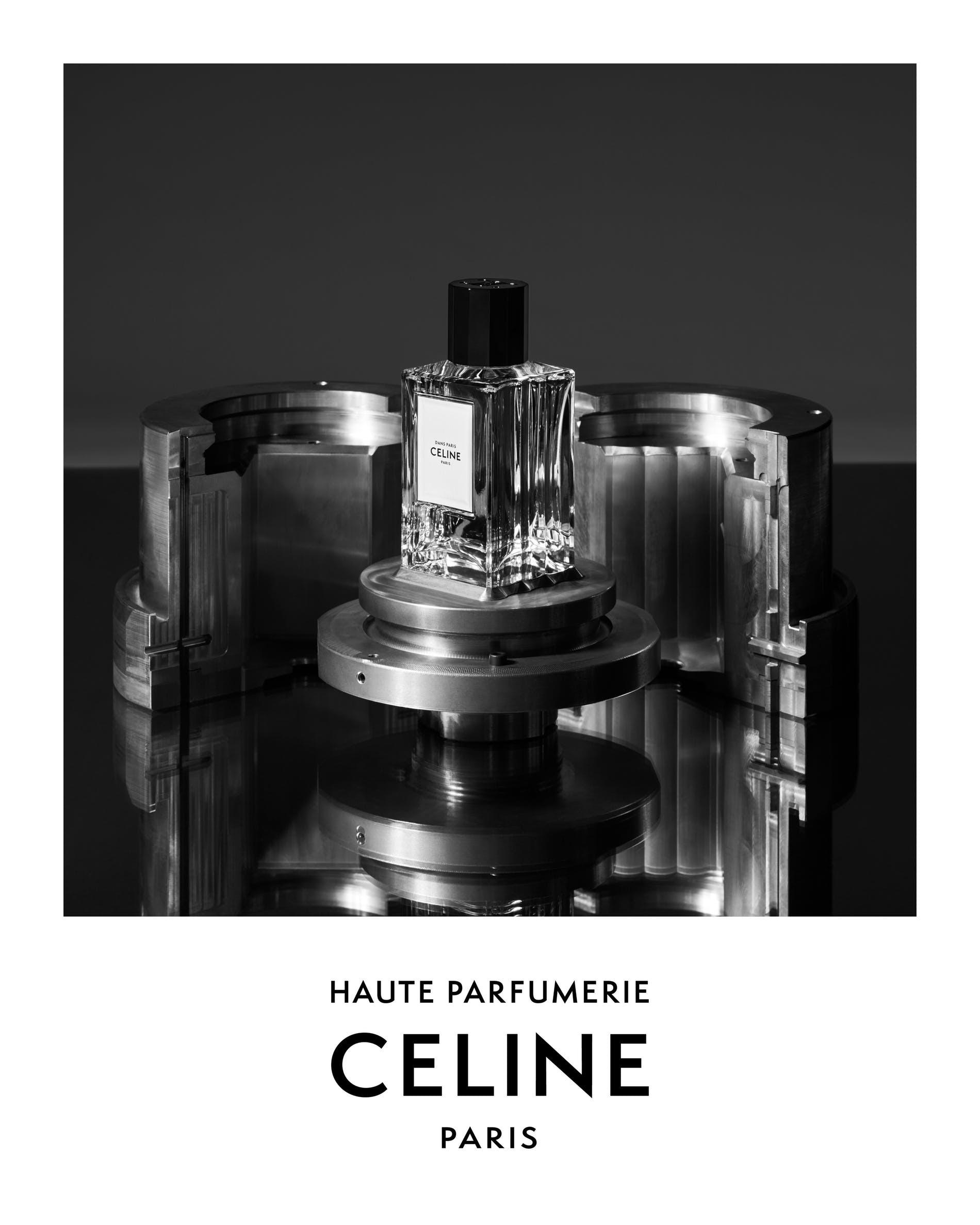 Brand Celine Akan Meluncurkan Produk Parfume Pertama Mereka 3