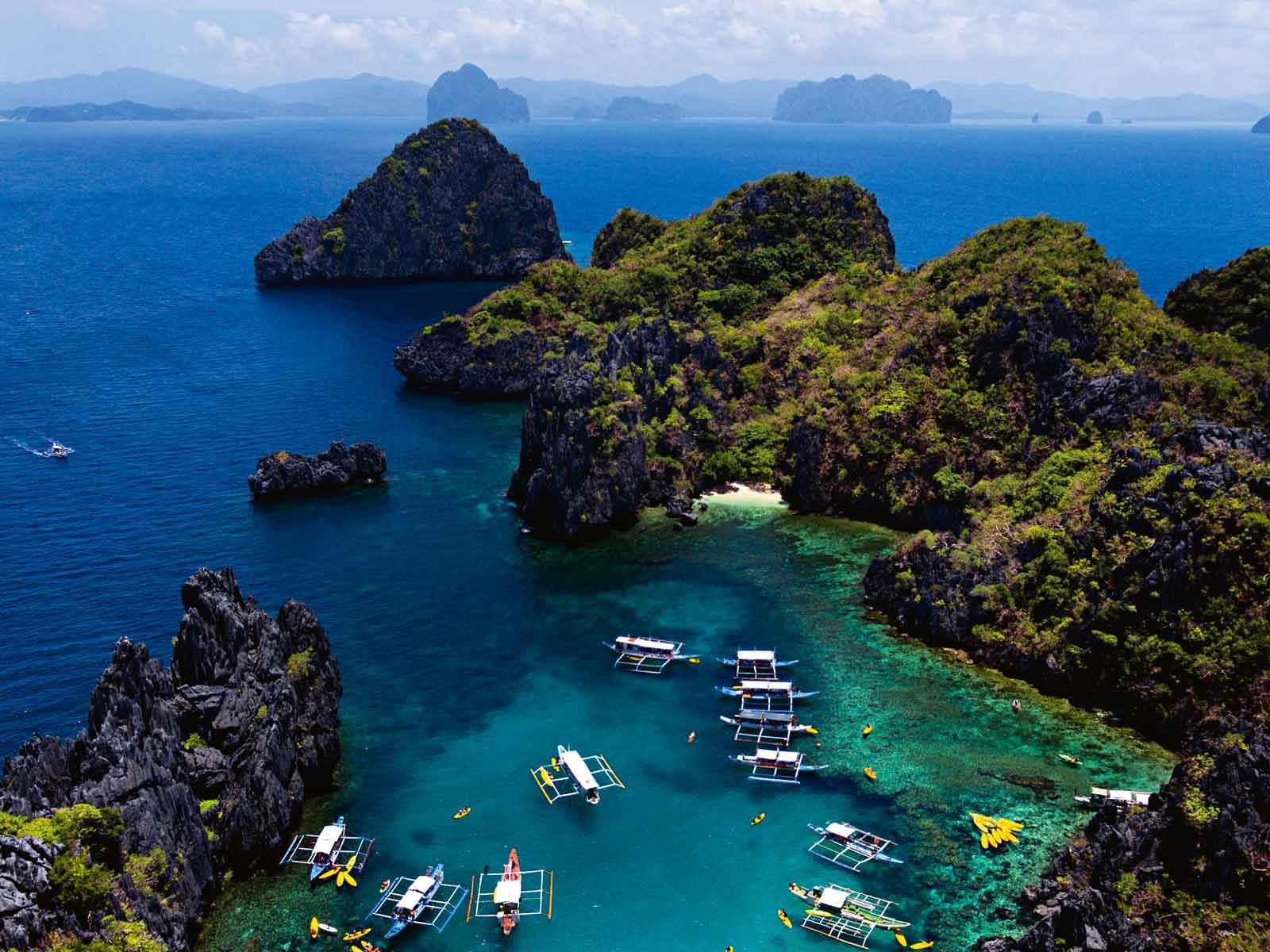 Indahnya Pesona Palawan Island, Dinobatkan Sebagai Pulau Terbaik di Dunia 3
