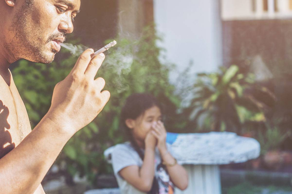 Bahaya Mana, Rokok atau Polusi Udara ? Yang Lebih Meningkatkan Resiko Kanker Paru - Paru 3