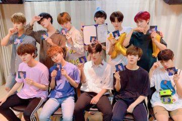 Produce X 101, Group Idol X1 Mengumumkan Nama Fan Club dan Debut Petama Mereka 22