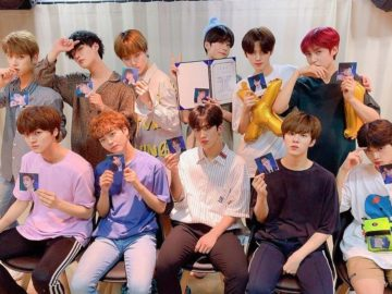 Produce X 101, Group Idol X1 Mengumumkan Nama Fan Club dan Debut Petama Mereka 9