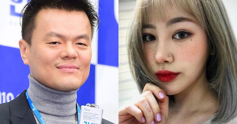 JYP Entertainment, Park Jin Young Meninggalkan Pesan Tentang Album Terakhir Dari Park Jimin 1