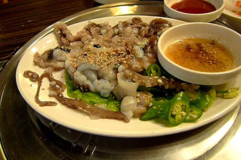 Inilah 5 Kuliner Ekstrem di Korea Selatan, Sudahkah Kamu Mencobanya ? 5