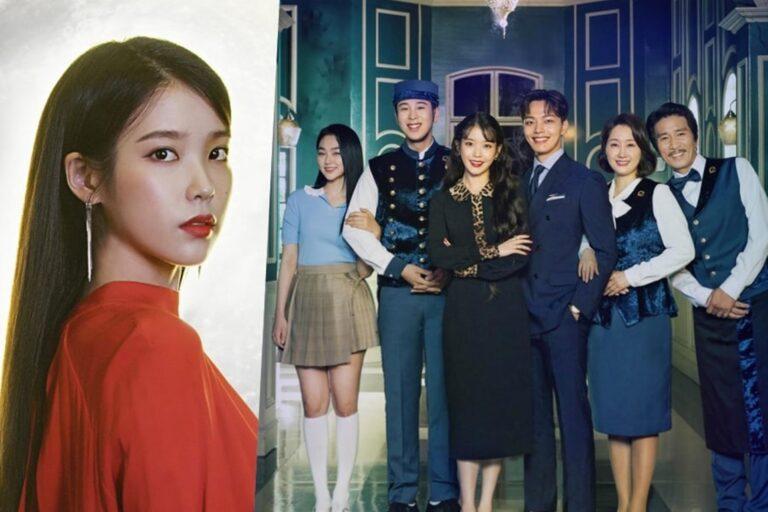 IU dan Drama Hotel Del Luna Menduduki Peringkat Pertama Sebagai Drama Terfavorit 1
