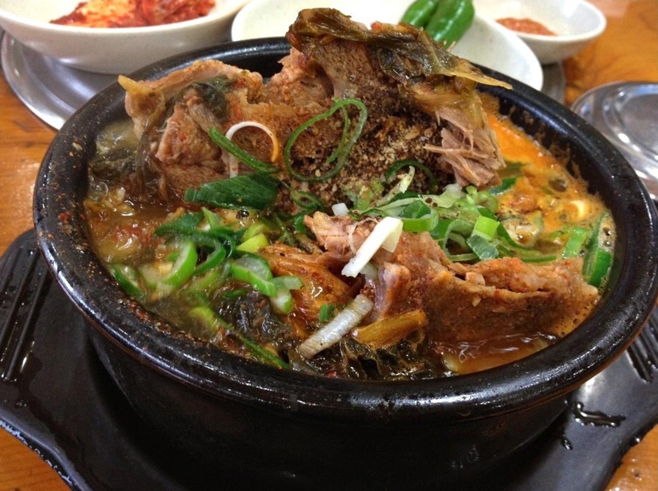 Inilah 5 Kuliner Ekstrem di Korea Selatan, Sudahkah Kamu Mencobanya ? 7