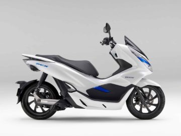 Semakin Canggih, Kini Driver Gojek akan Pakai Honda PCX Listrik 16