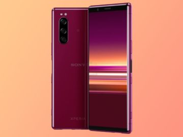 Sony Menarik Perhatian Konsumen Dengan Sebutan Smartphone Mungil 9