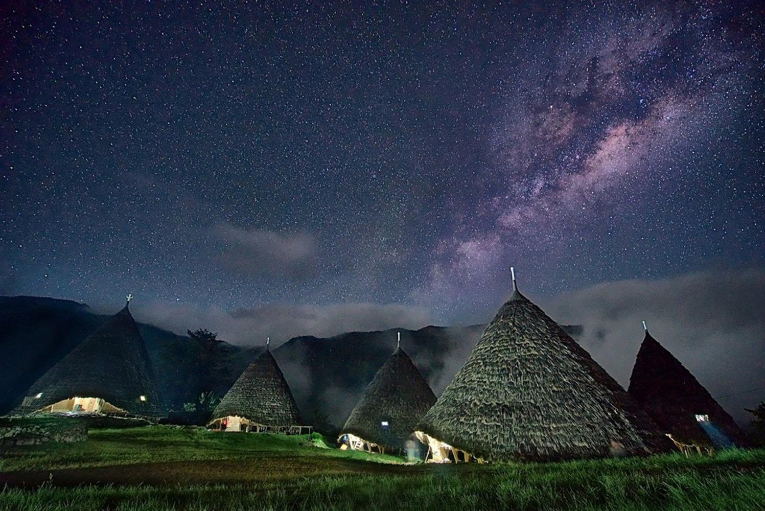 Menjadi Salah Satu Surga di Bumi, Kampung adat Wae Rebo Wajib Kamu Kunjungi 4