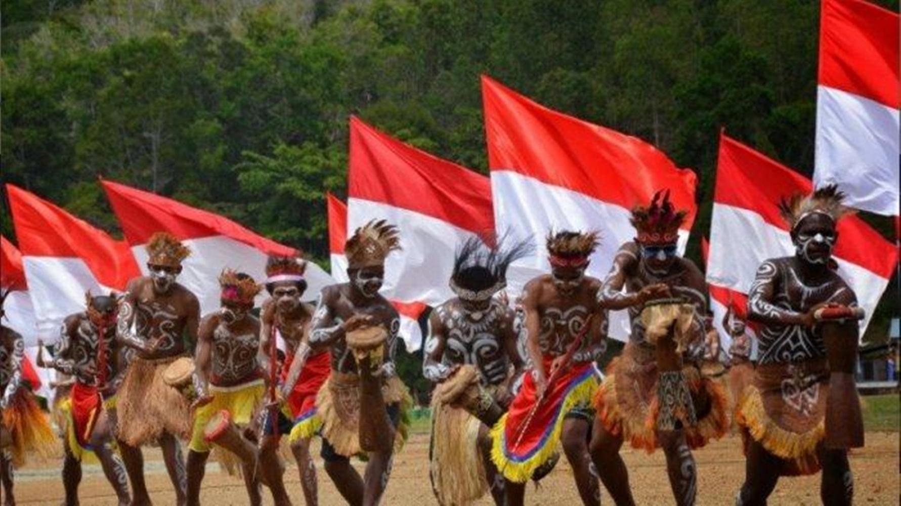 Kita Adalah Satu Jangan Mau Diadu Domba, Rakyat Papua Bukan Musuh Warga Indonesia 3