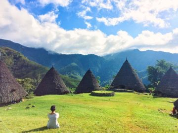 Menjadi Salah Satu Surga di Bumi, Kampung adat Wae Rebo Wajib Kamu Kunjungi 15