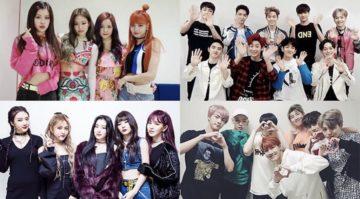 10 Lagu Kpop Tahun 2018 Yang Masih Menempati Posisi Billboard Top 100 di Chart Gaon 17