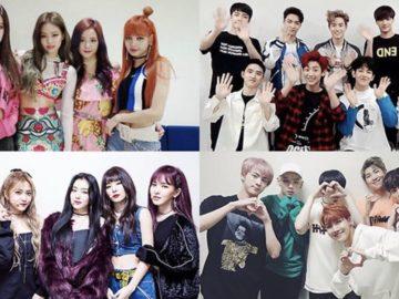 10 Lagu Kpop Tahun 2018 Yang Masih Menempati Posisi Billboard Top 100 di Chart Gaon 6