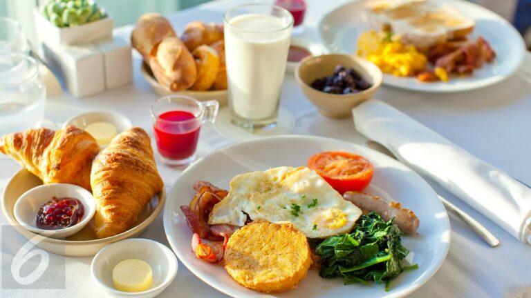 5 Makanan Yang Dipercaya Dapat Membuat Ngantuk Seharian 1
