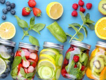 5 Bahan Infused Water Yang Membuat Tubuh Segar dan Sehat 5