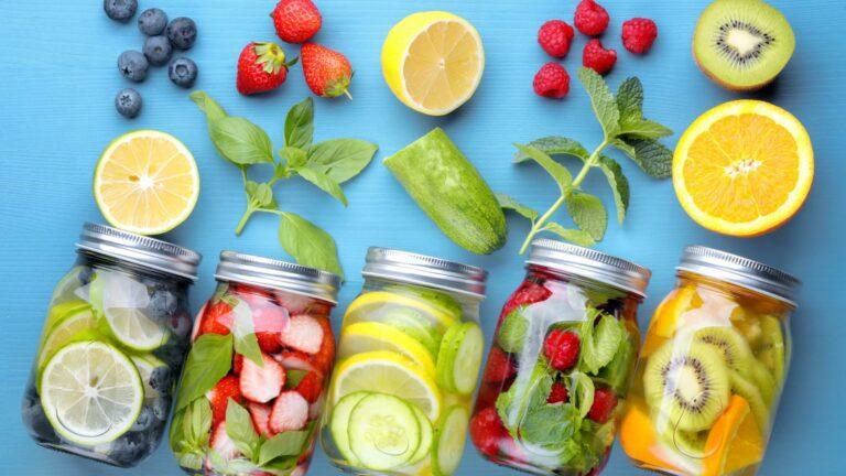 5 Bahan Infused Water Yang Membuat Tubuh Segar dan Sehat 1