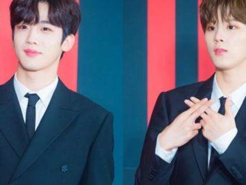 Sempat Bersaing Merebut Posisi Center Produce X 101, Inilah 10 Foto Kedekatan Kim Yoo Han dan Kim Woo Seok X1 13