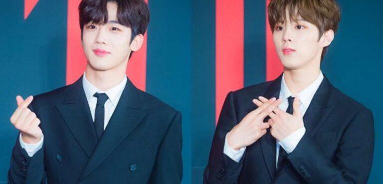 Sempat Bersaing Merebut Posisi Center Produce X 101, Inilah 10 Foto Kedekatan Kim Yoo Han dan Kim Woo Seok X1 1