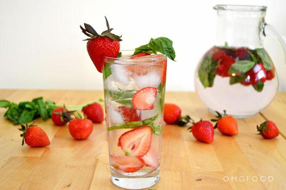 5 Bahan Infused Water Yang Membuat Tubuh Segar dan Sehat 4