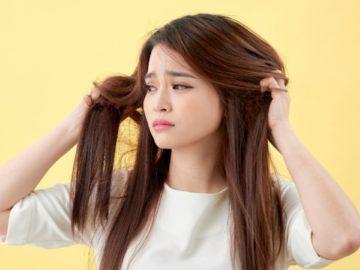 5 Kesalahan Wanita Yang Sering Dilakukan Terhadap Rambutnya 12
